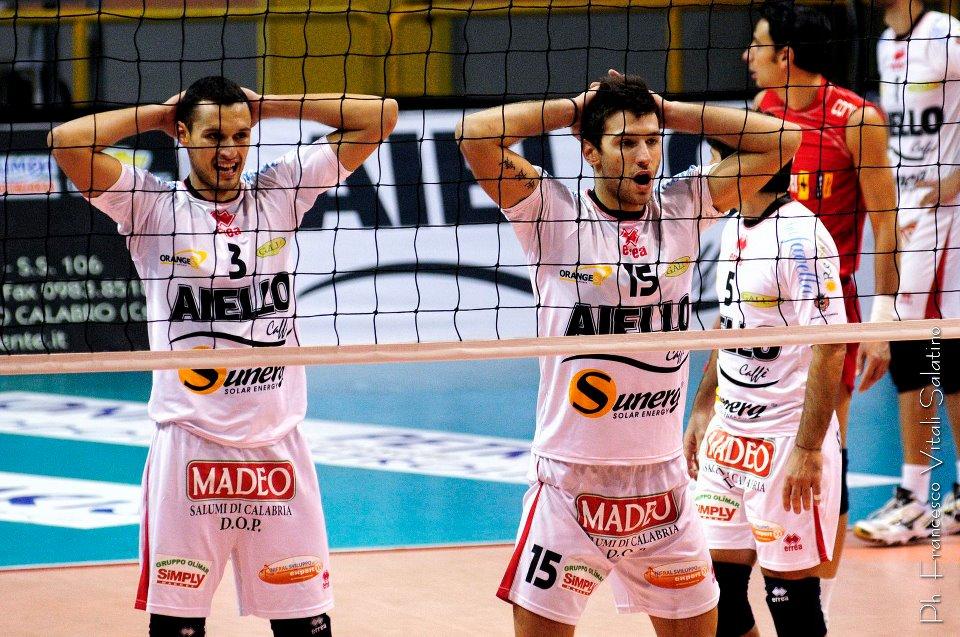 A2 Series - Corigliano Volley Aiello Team