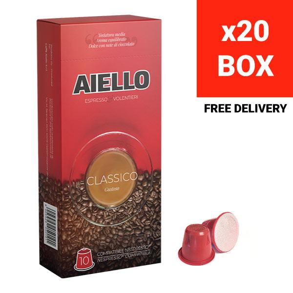 classico capsules 200